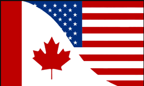 airlinespolicy US-Canada Flag