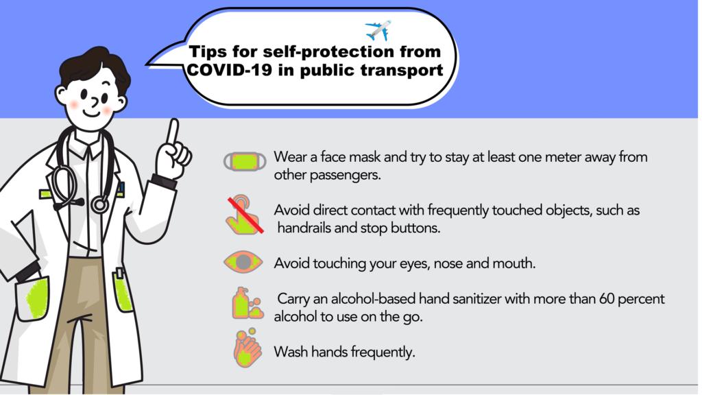 Self Protection Tips