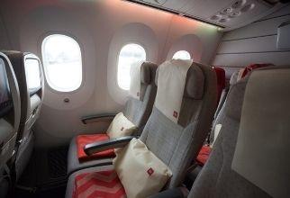 Royal Jordanian Seat Change