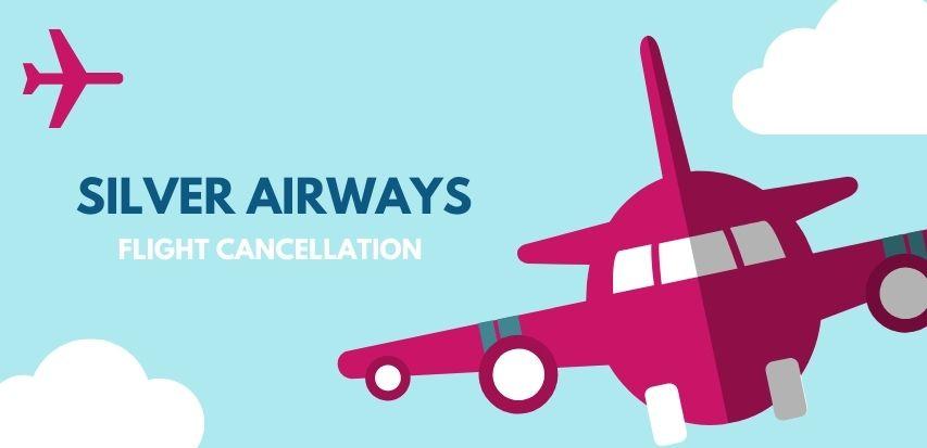 Silver Airways Flight Cancellation