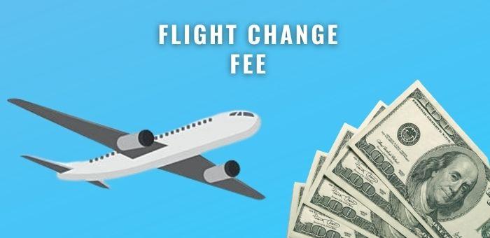 ANA Flight Change Fee
