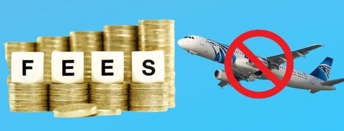 Egyptair Cancellation Fees