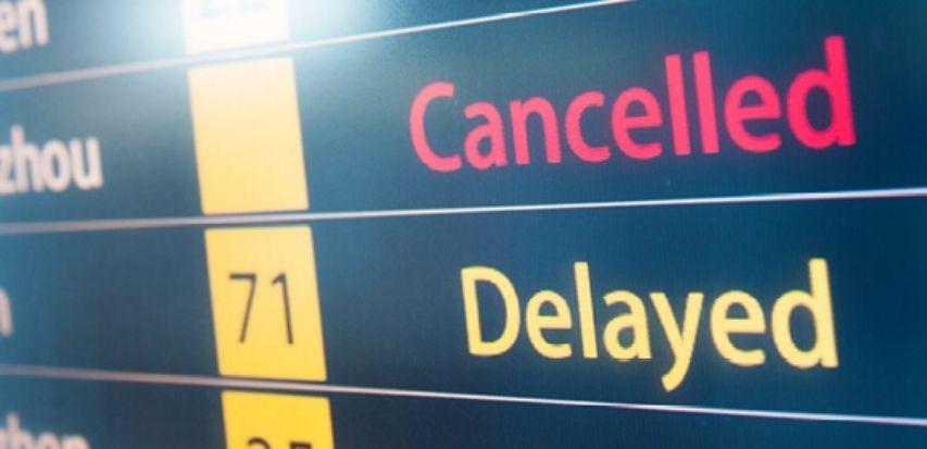 Surinam Airways Delayed Flight