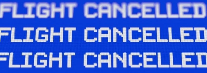Azores Cancelled Flight